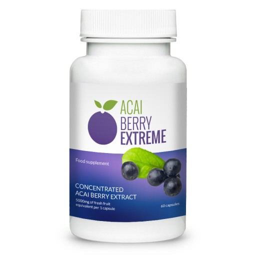 Acai Berry Extreme - tabletki na odchudzanie