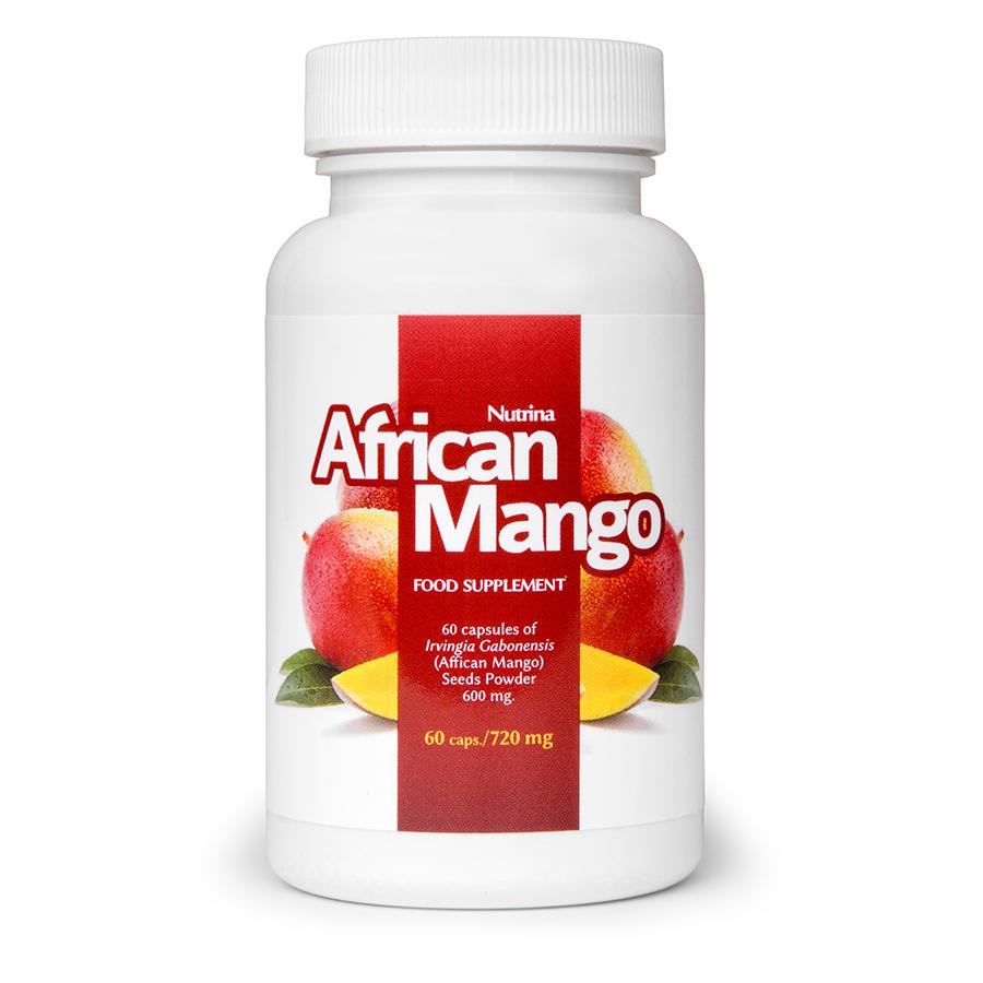 African Mango - skuteczne tabletki na odchudzanie