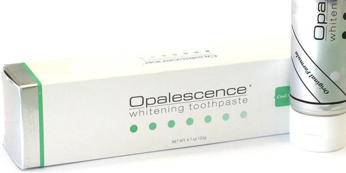 pasty wybielające zęby