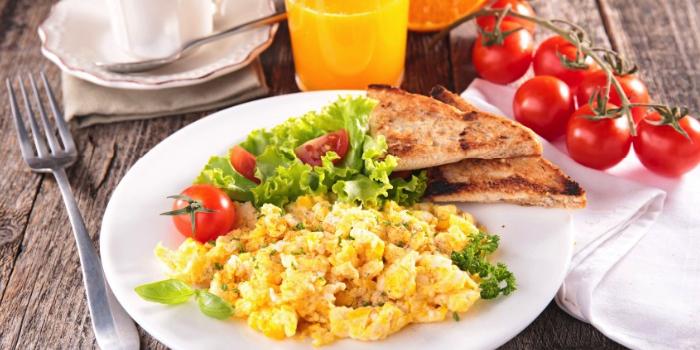 Zdrowe śniadanie na odchudzanie