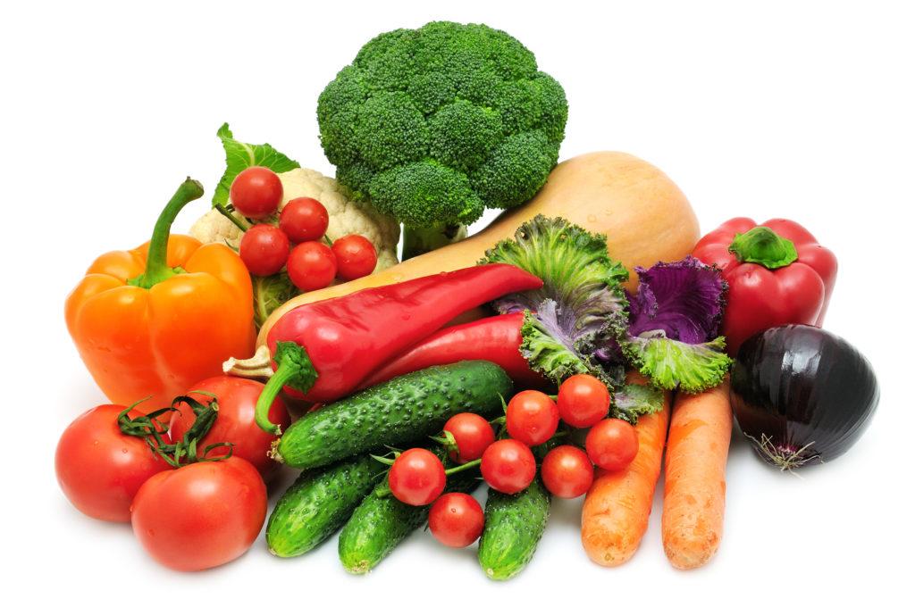 Podstawowe zasady diety warzywnej