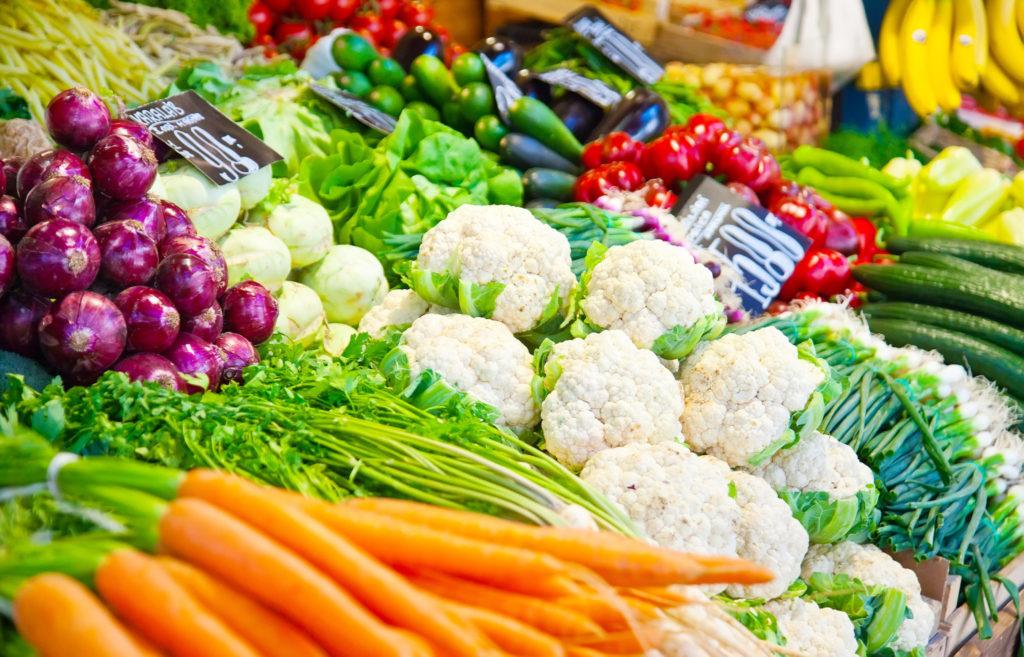 Na czym polega dieta warzywna?
