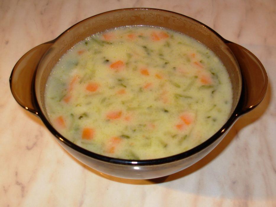 Dieta zupowa - zupa ogórkowa