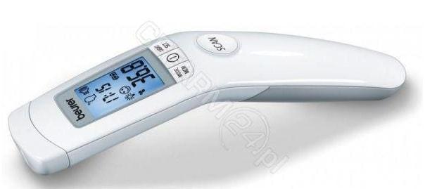 dobry termometr bezdotykowy ranking